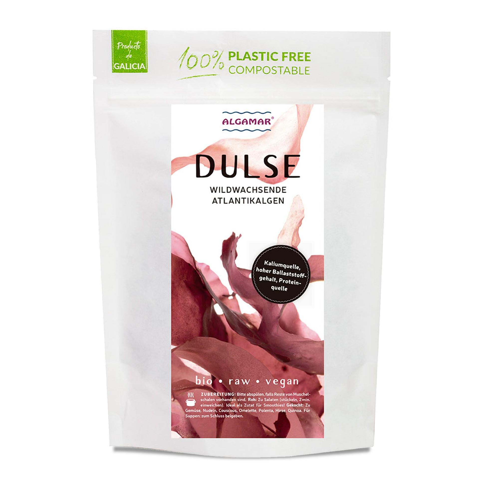 Dulse Algen (Lappentang), 100 g