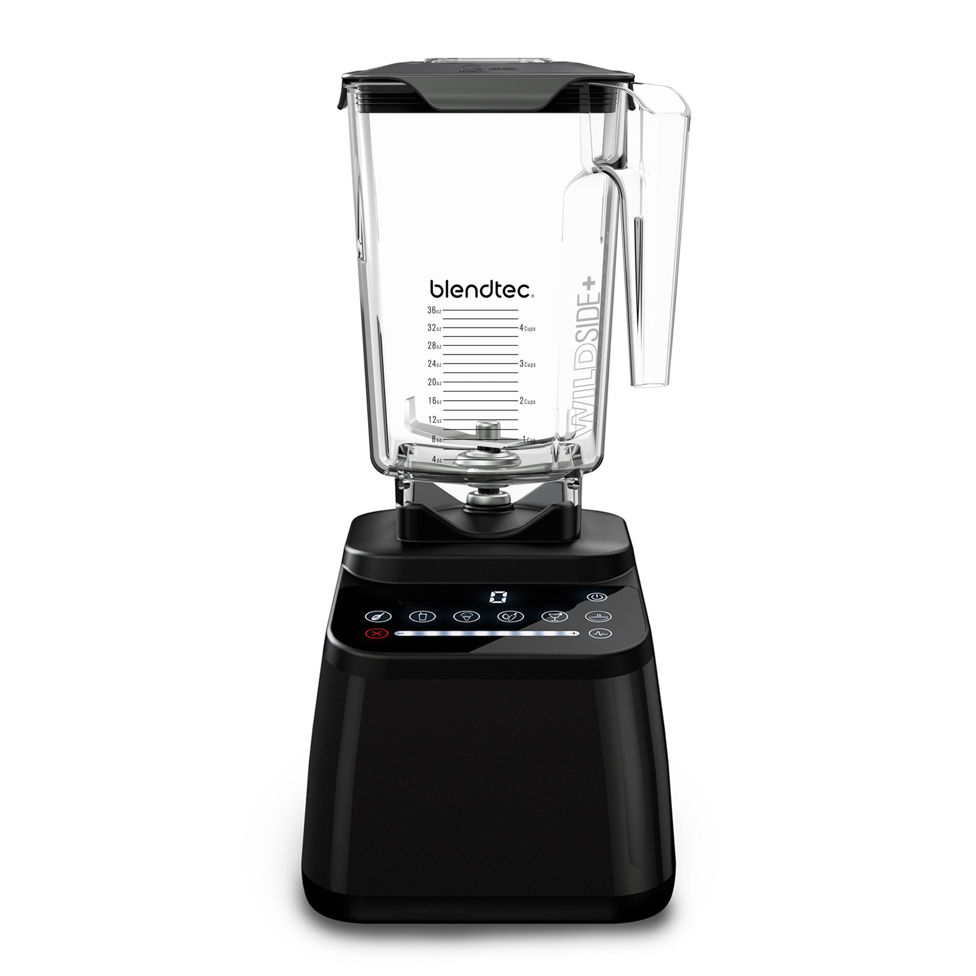 Blendtec Professional 650 in schwarz