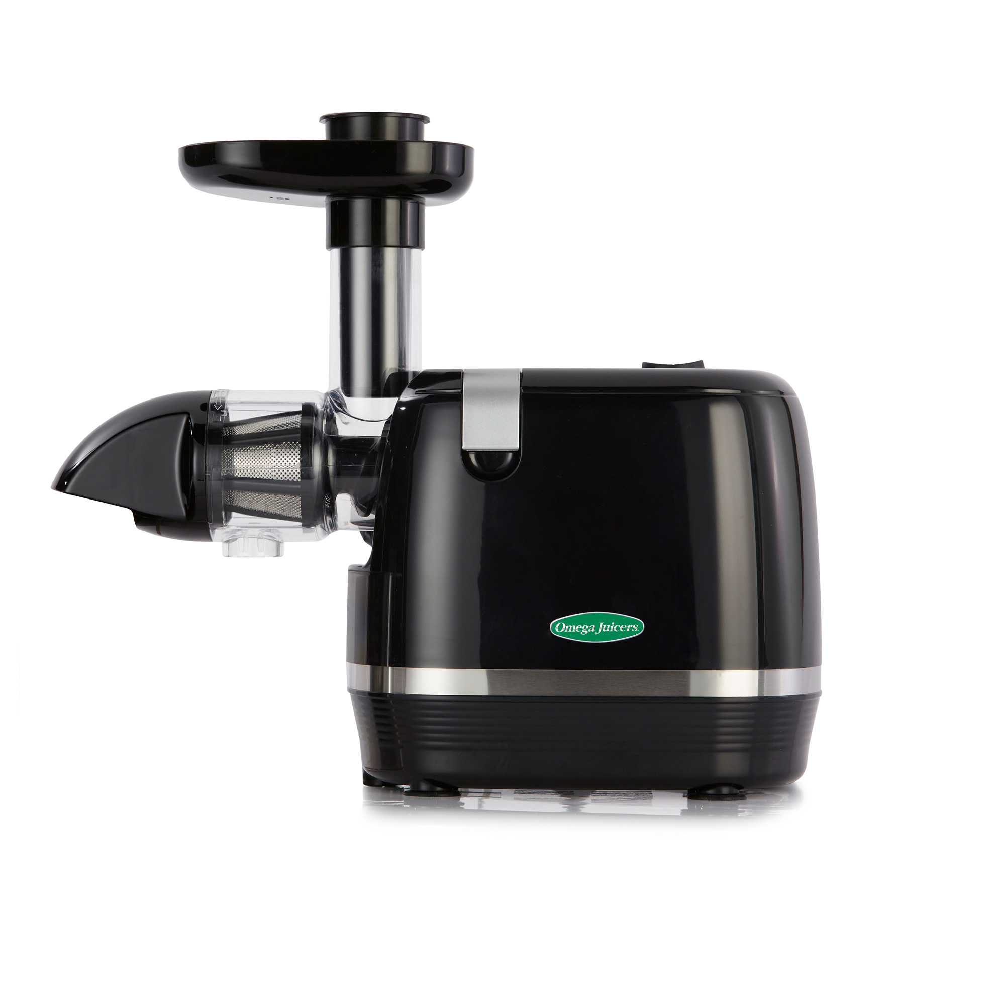 Omega Juicers H3000R-F Slow Juicer seitlich
