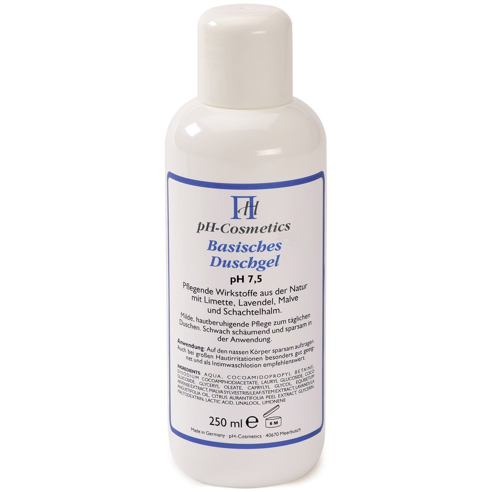 pH-Cosmetics basisches Duschgel 250ml
