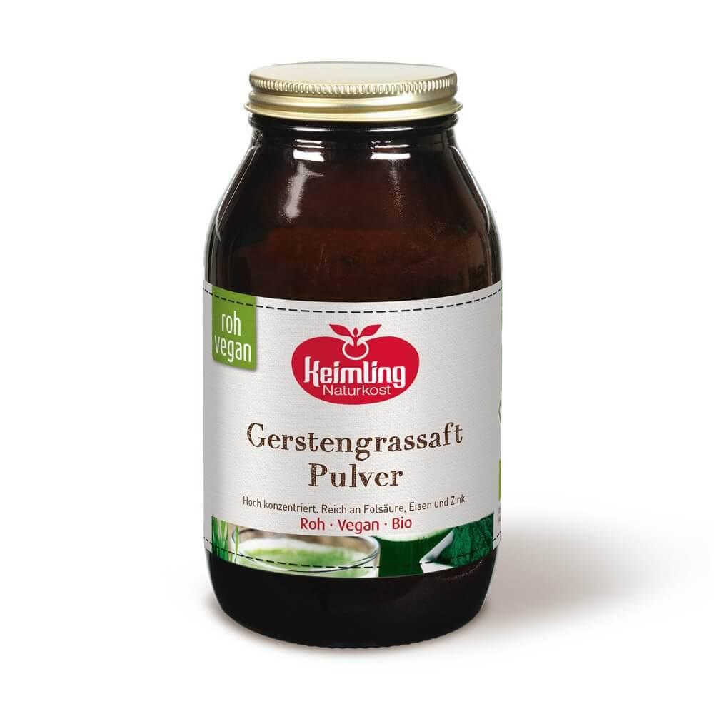 Gerstengrassaft-Pulver 400g