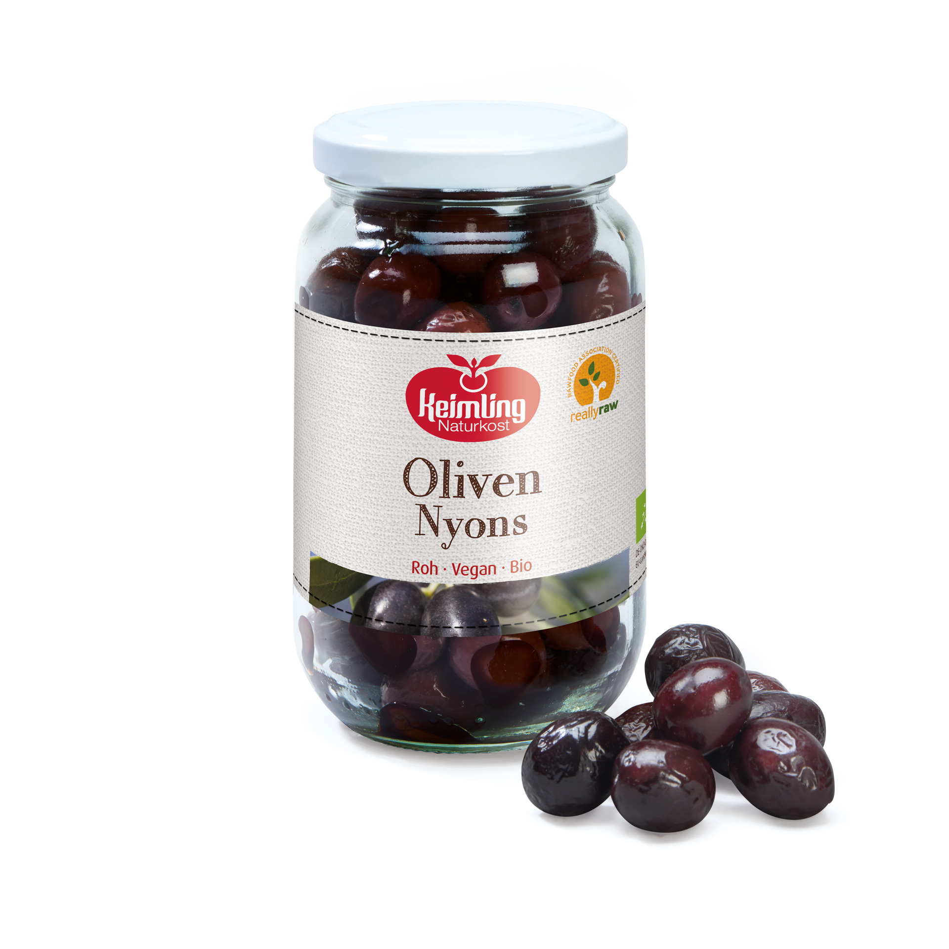 Bio-Oliven Nyons 500 g