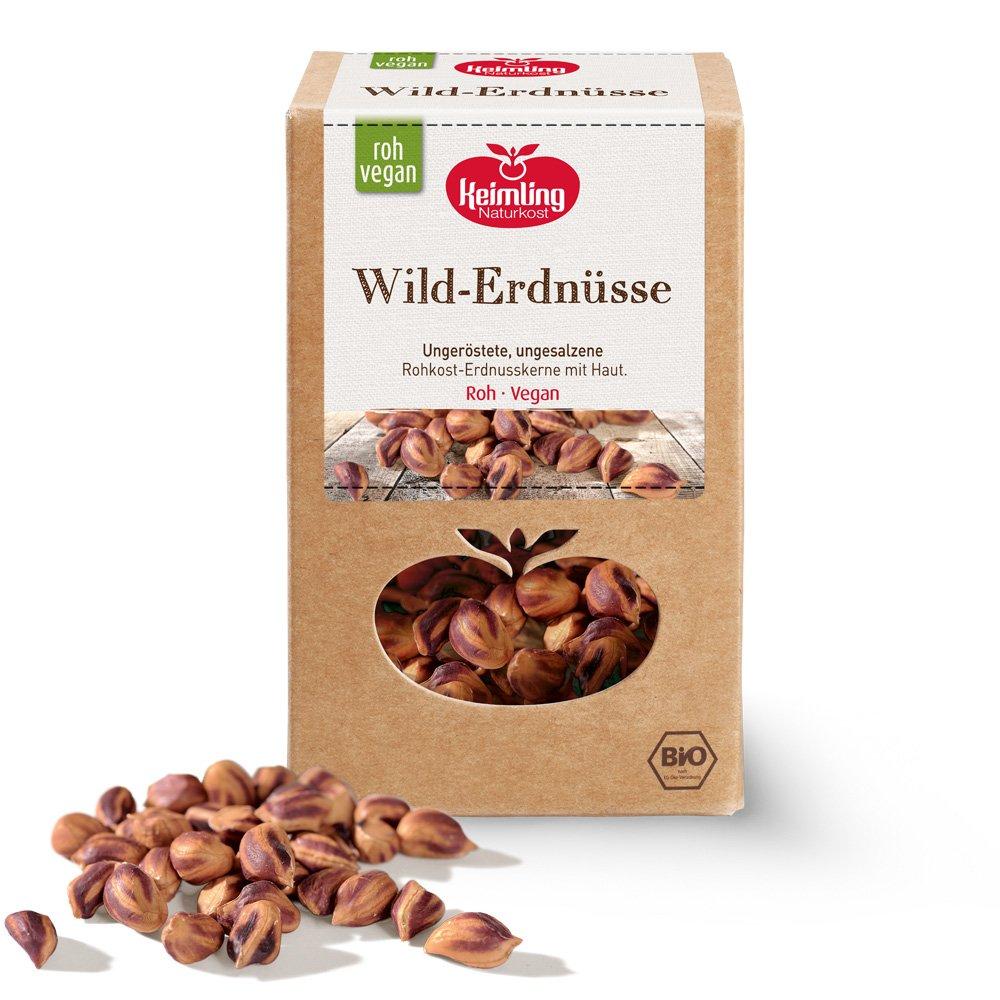 Keimling Wild-Erdnuesse Bio