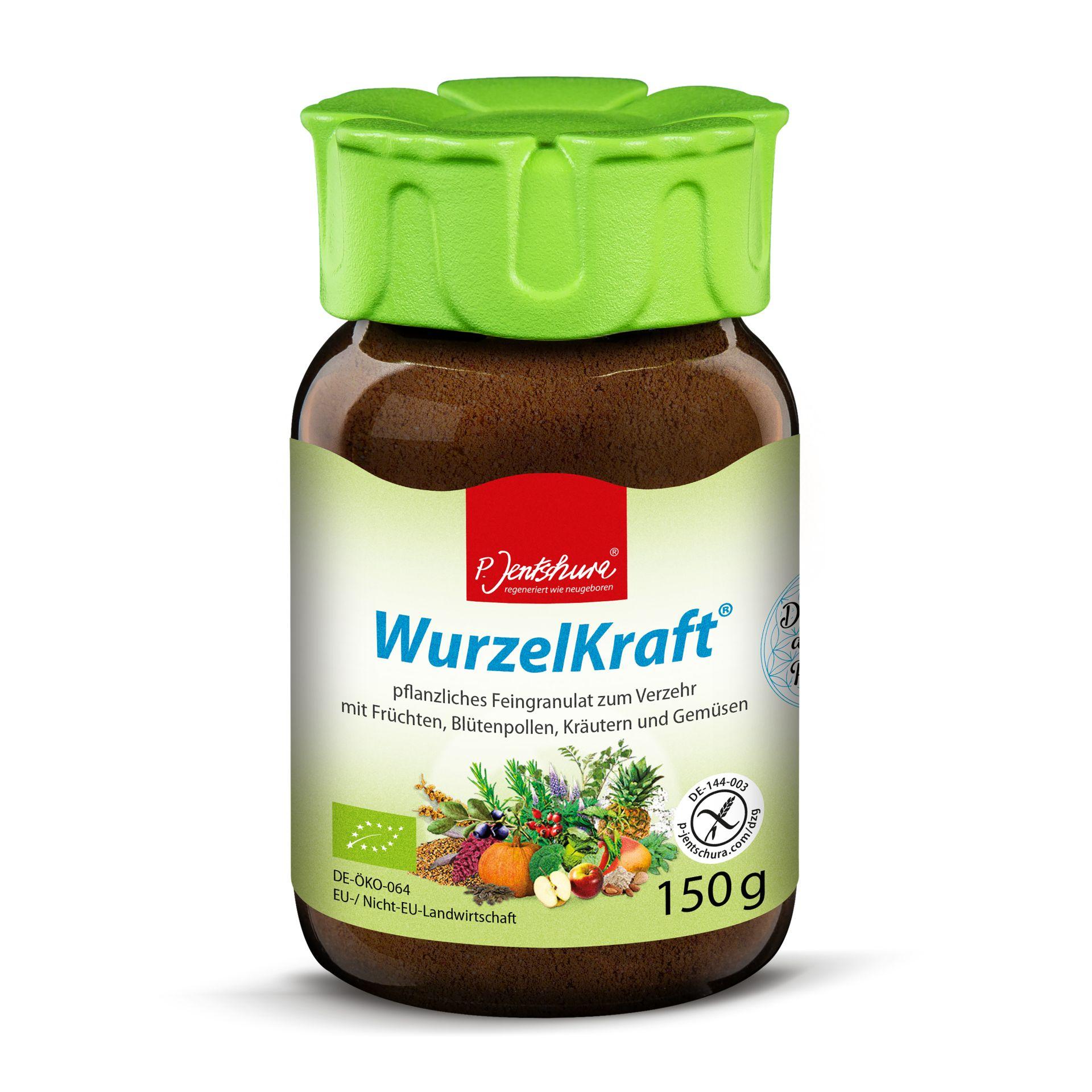 P. Jentschura WurzelKraft, bio 150 g