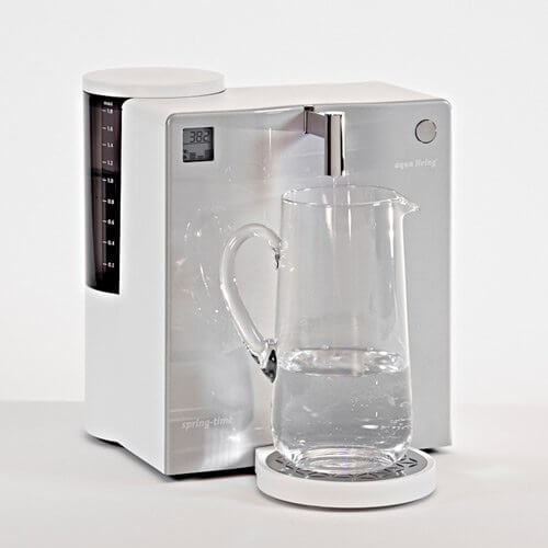 aqua living spring-time H2 premium Aluminium Optik