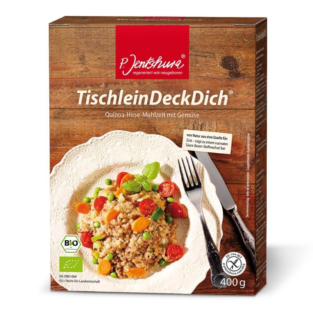 TischleinDeckDich 400 g