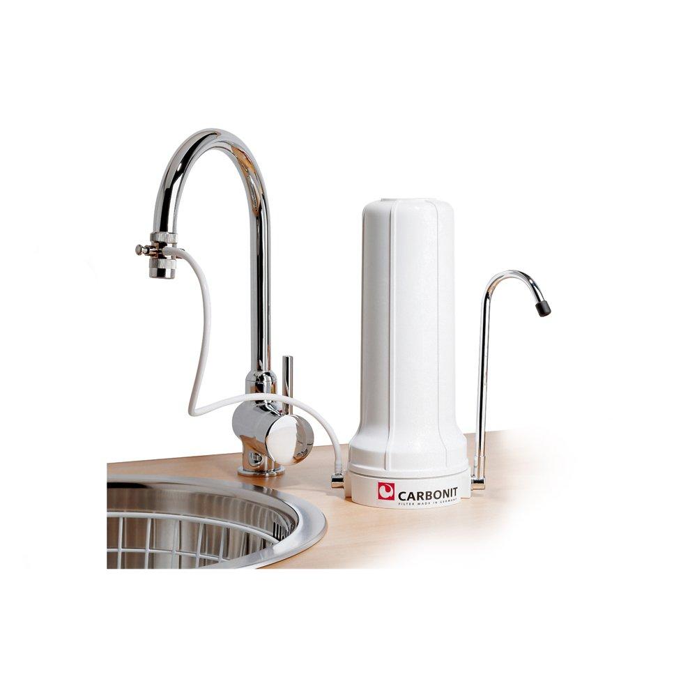 Carbonit Wasserfilter SanUNO Auftischgerät ohne Vitalisierer