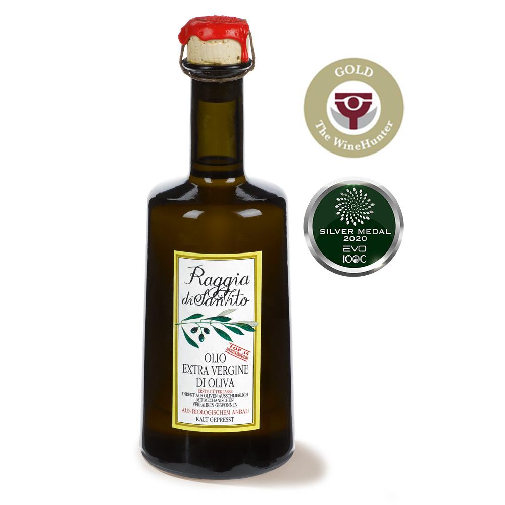 Olivenoel Raggia di San Vito mit Siegel
