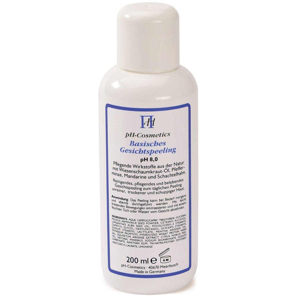 pH-Cosmetics basisches Gesichtspeeling