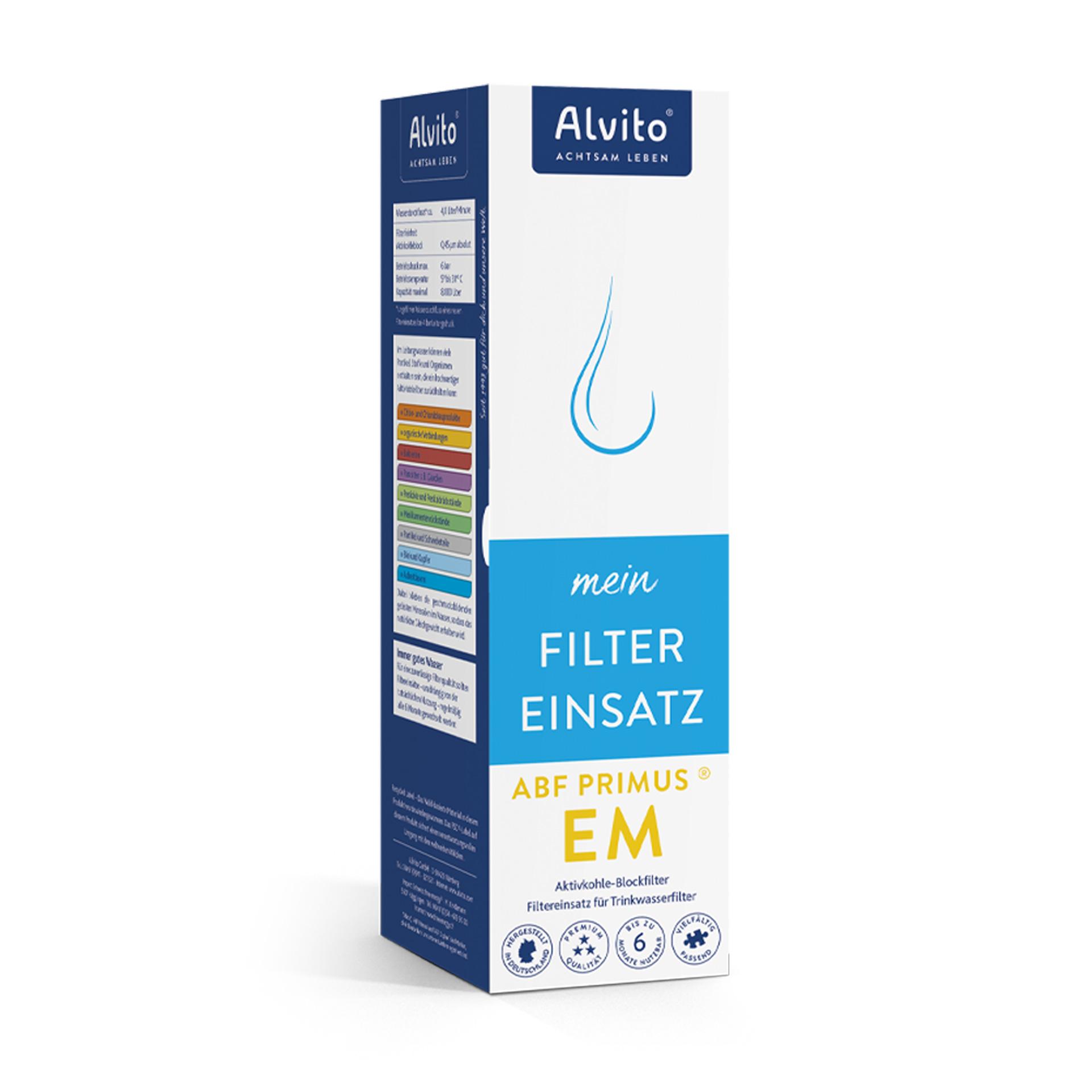 Alvito Filtereinsatz ABF Primus EM