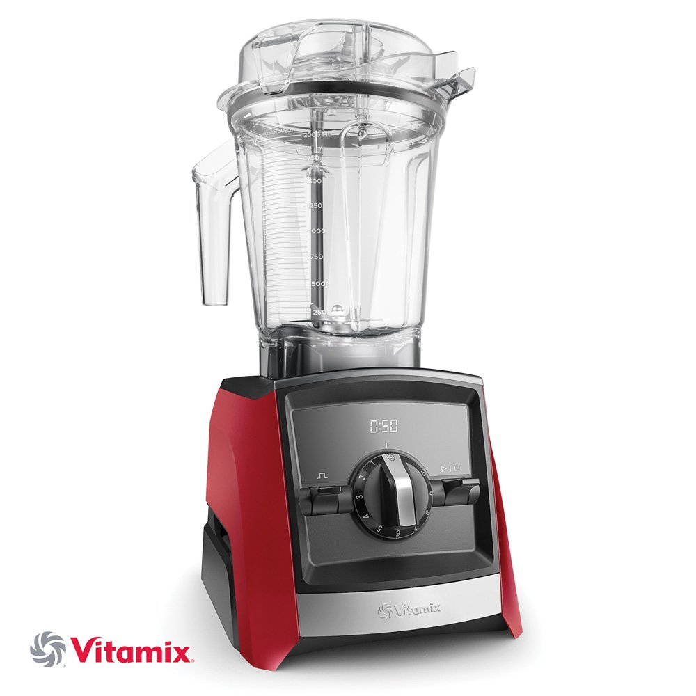 Vitamix ASCENT A2300i rot