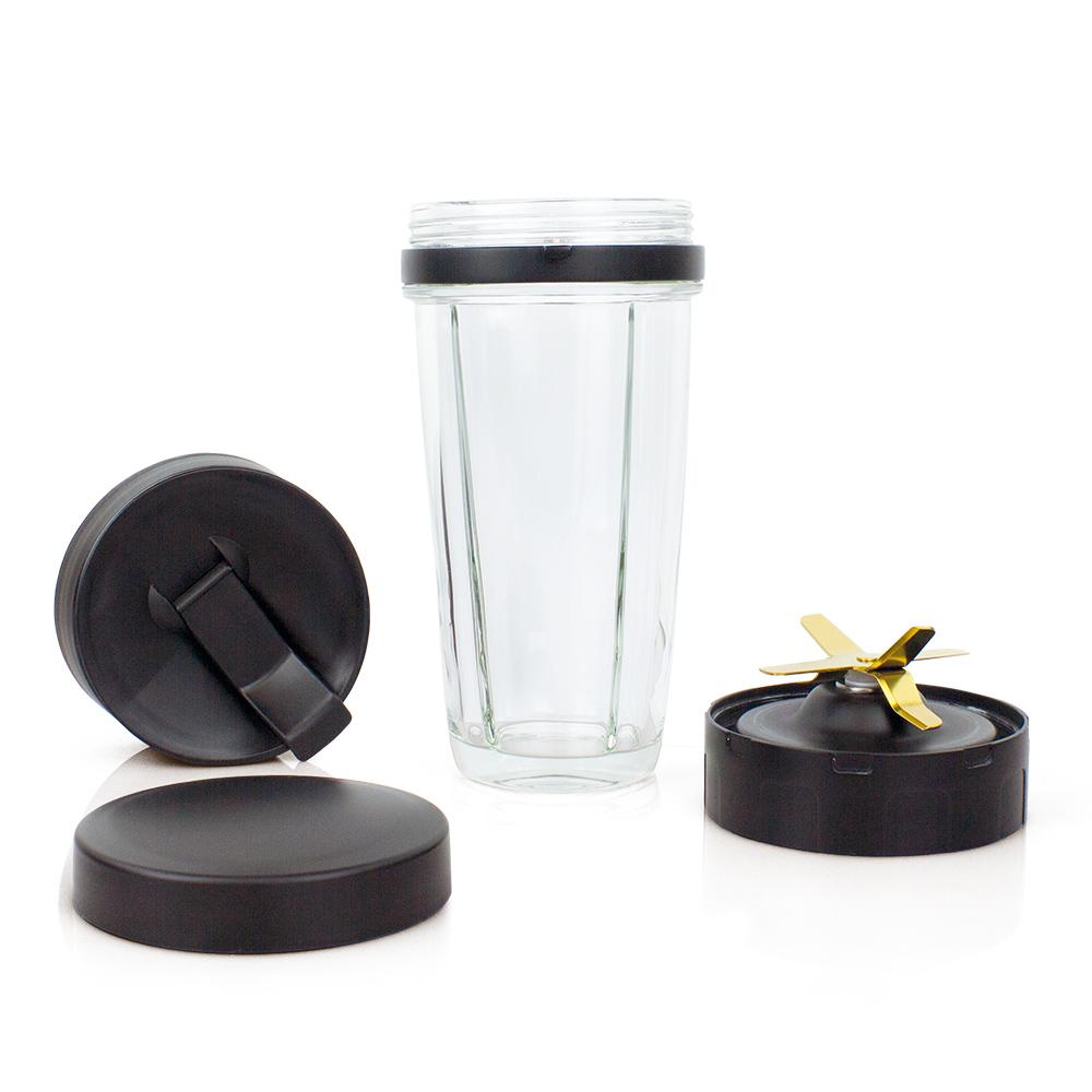 Foodmatic PM1000G Glasbehaelter-Set