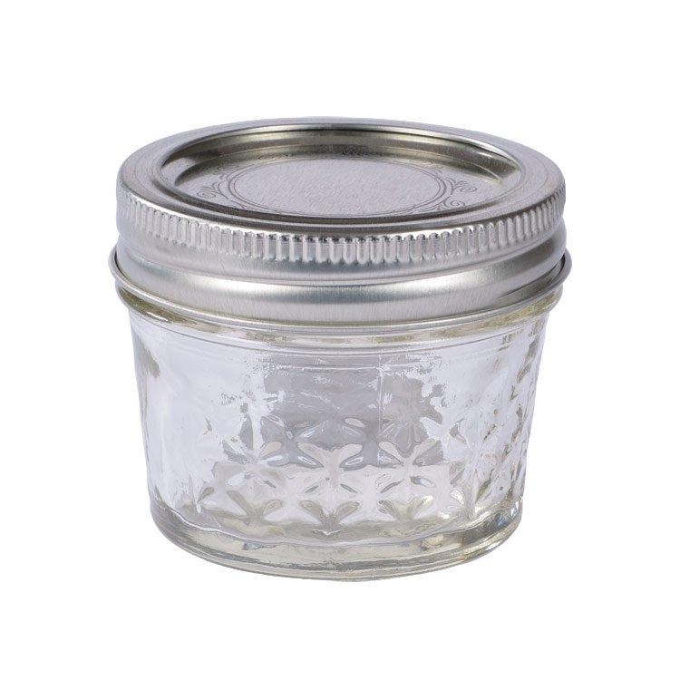 Mason-Jar-Mixbehälter aus Glas 75 ccm