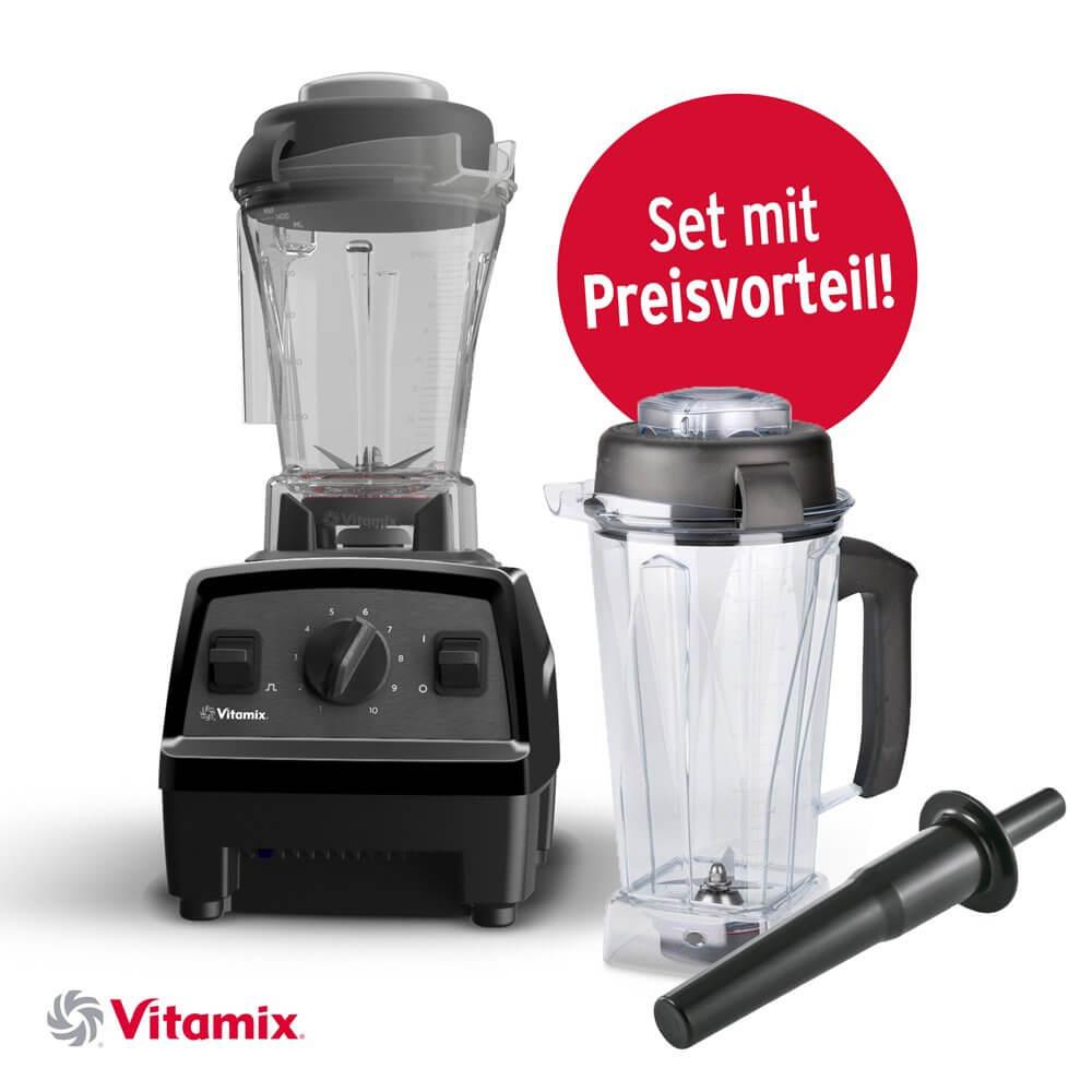 Vitamix SUPER-SET Explorian E310 mit 2 L Zusatzbecher