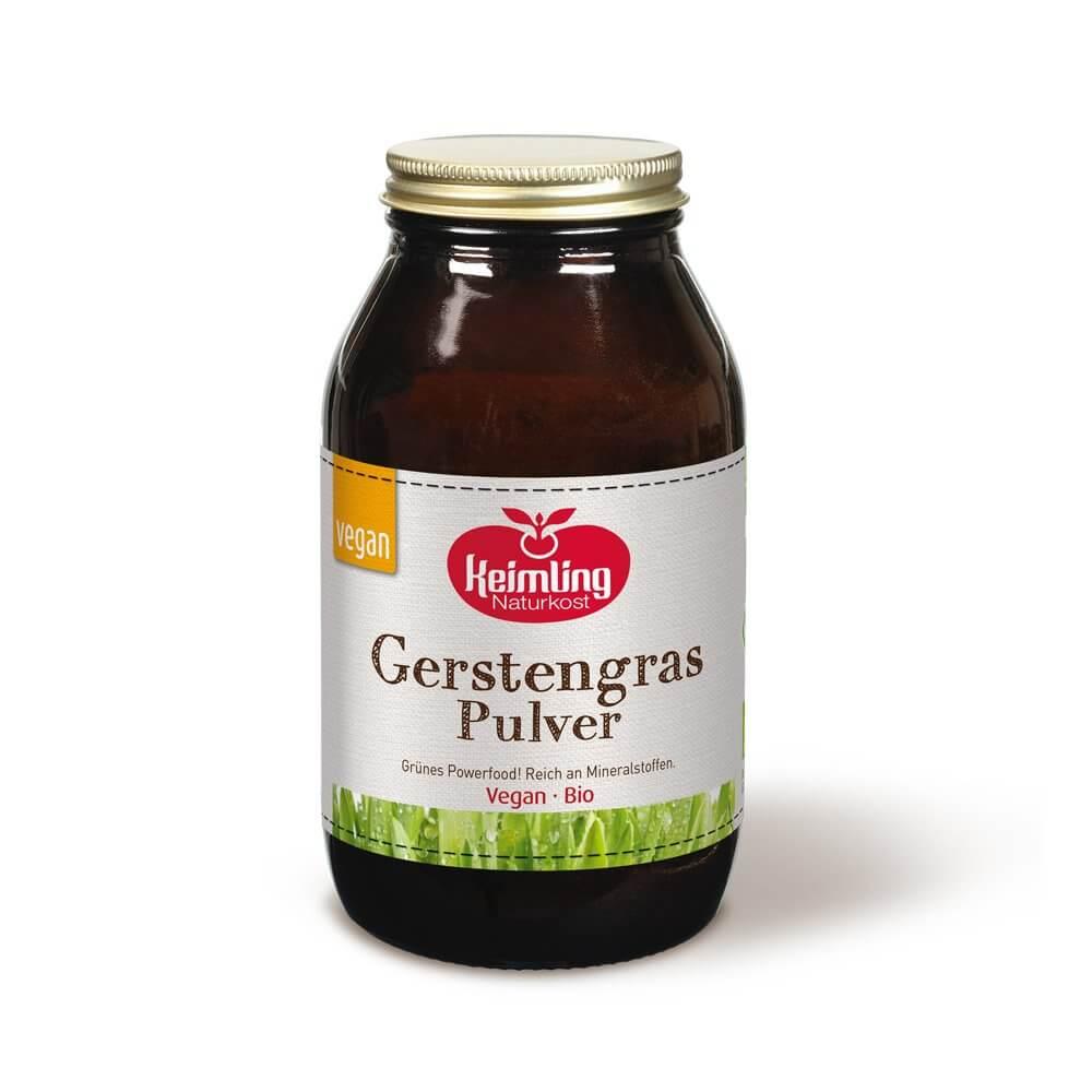 Bio-Gerstengras
