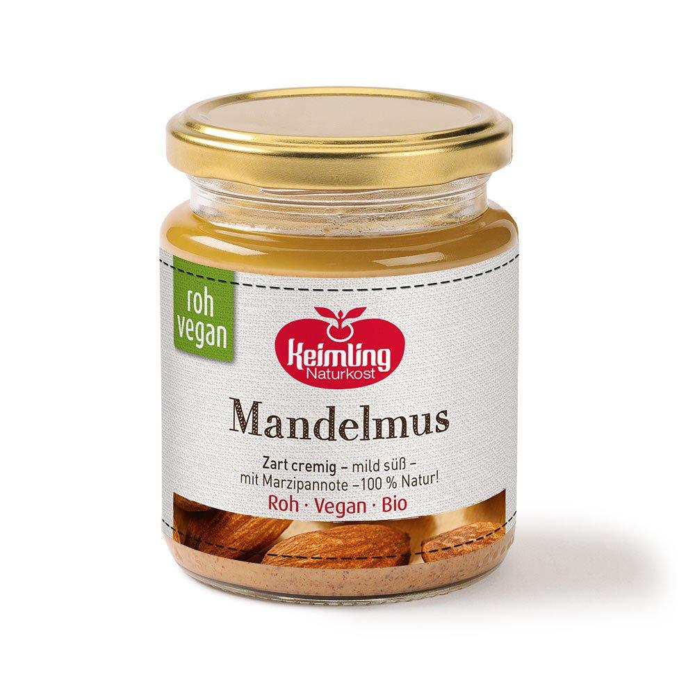 Rohkost-Mandelmus