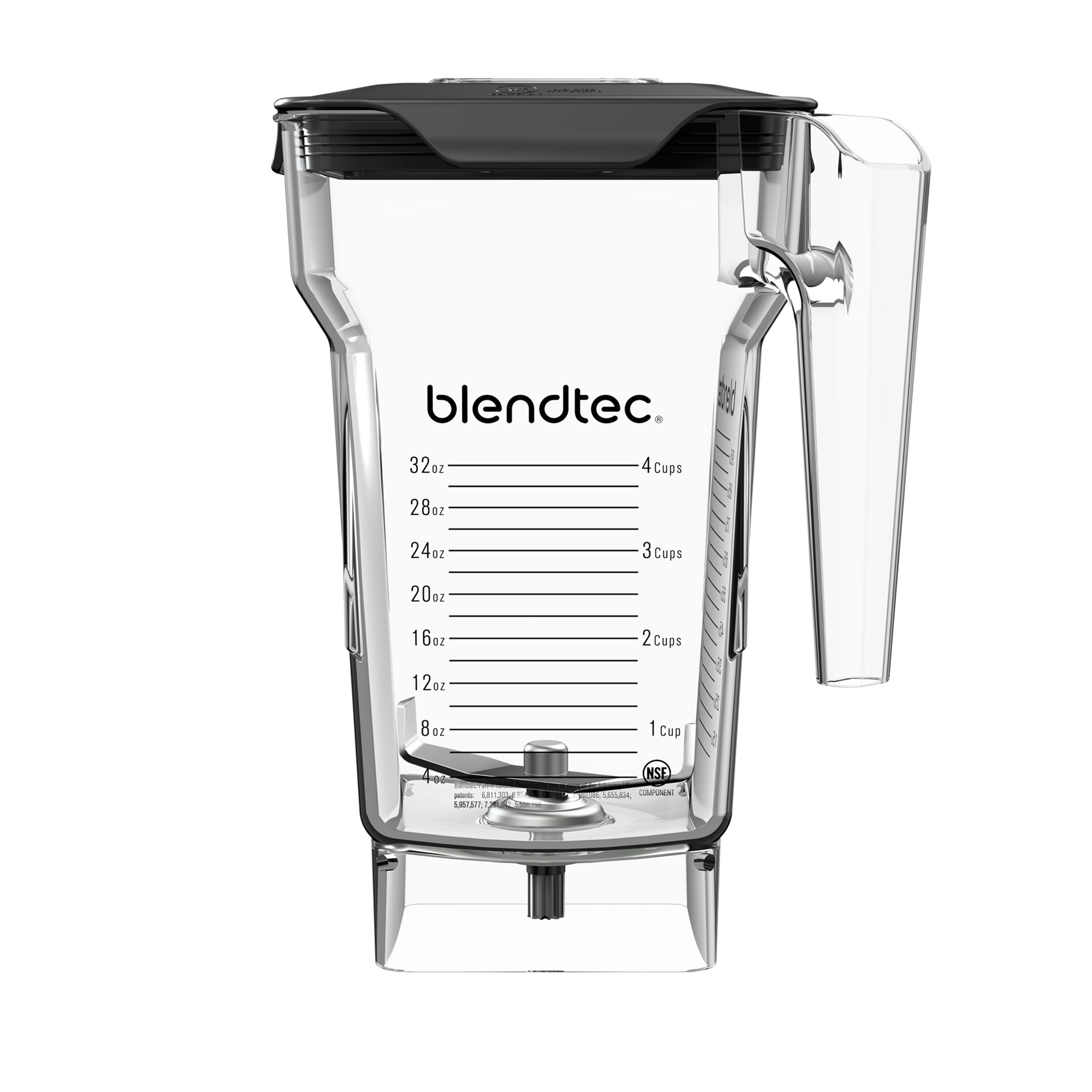 Blendtec FourSide Mixbehälter