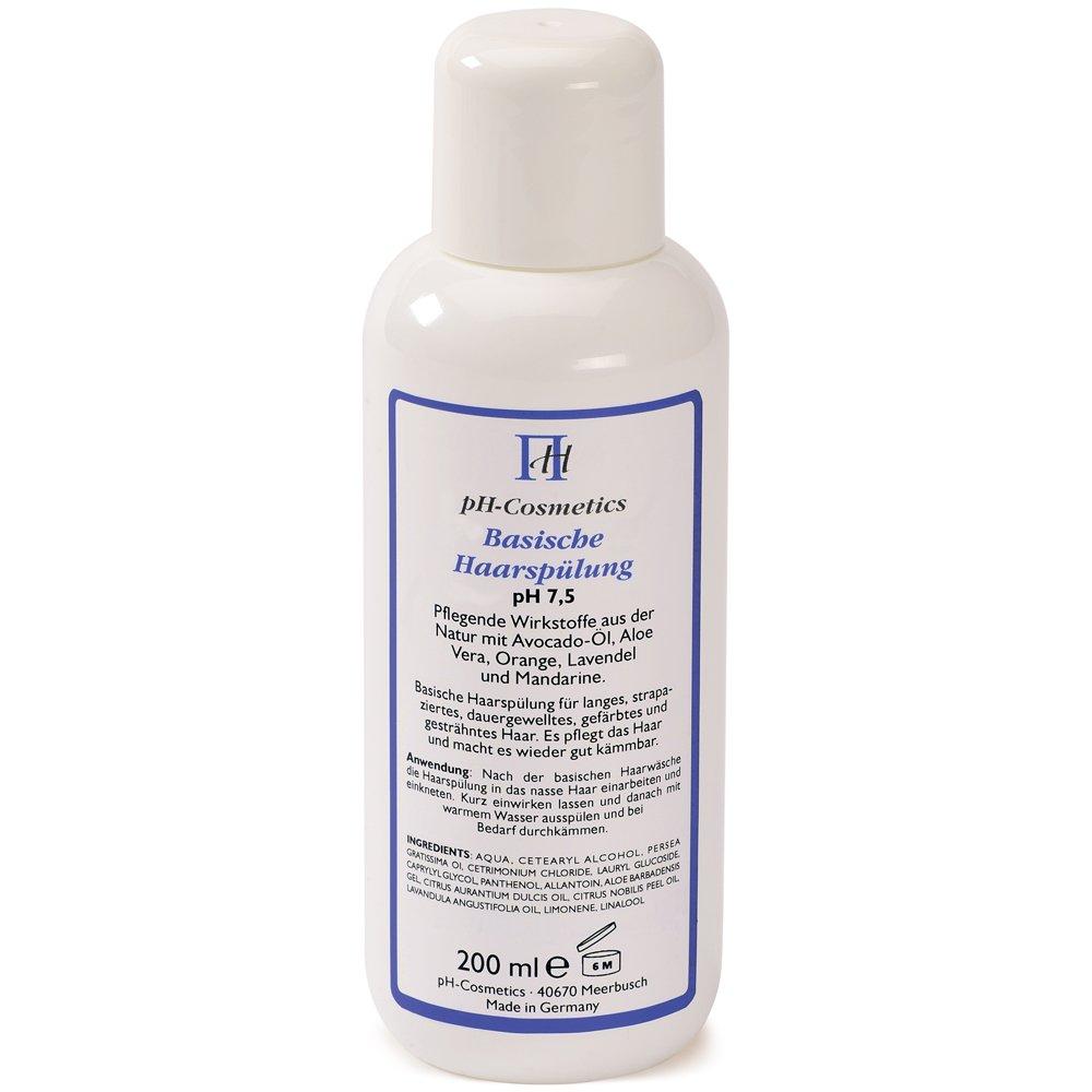 pH-Cosmetics basische Haarspuelung