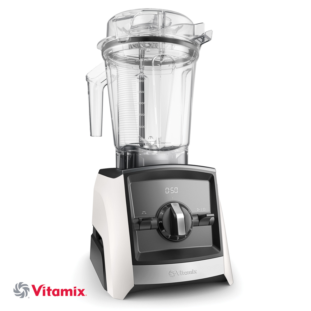 Vitamix Ascent A2300i weiss