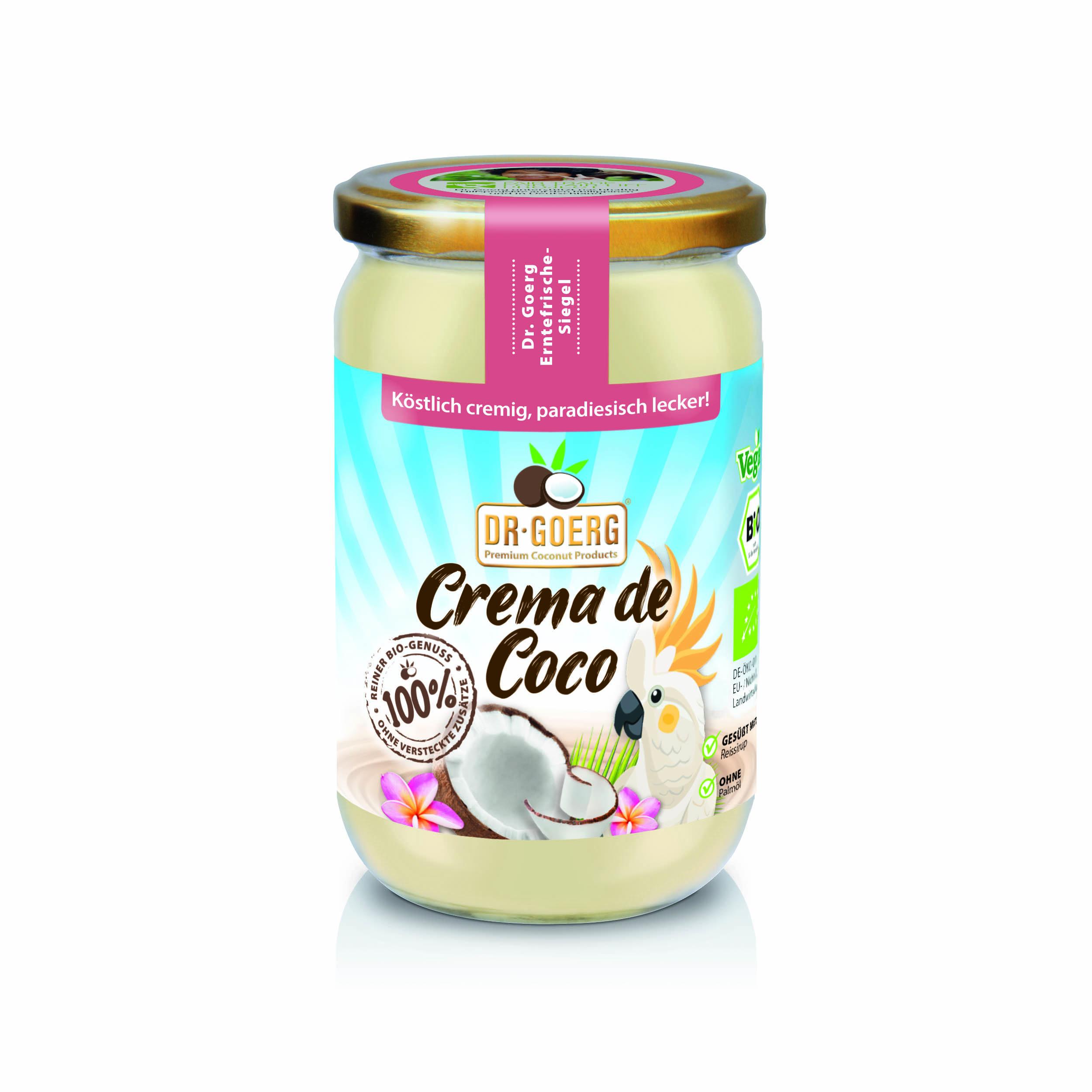 Dr. Goerg Crema de Coco