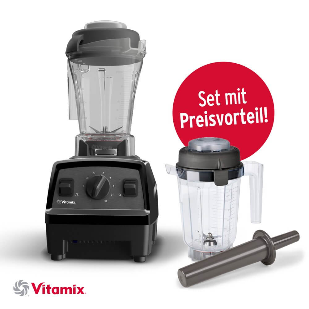 Vitamix SUPER-SET Explorian E310 mit 900 ml Trocken-Behaelter