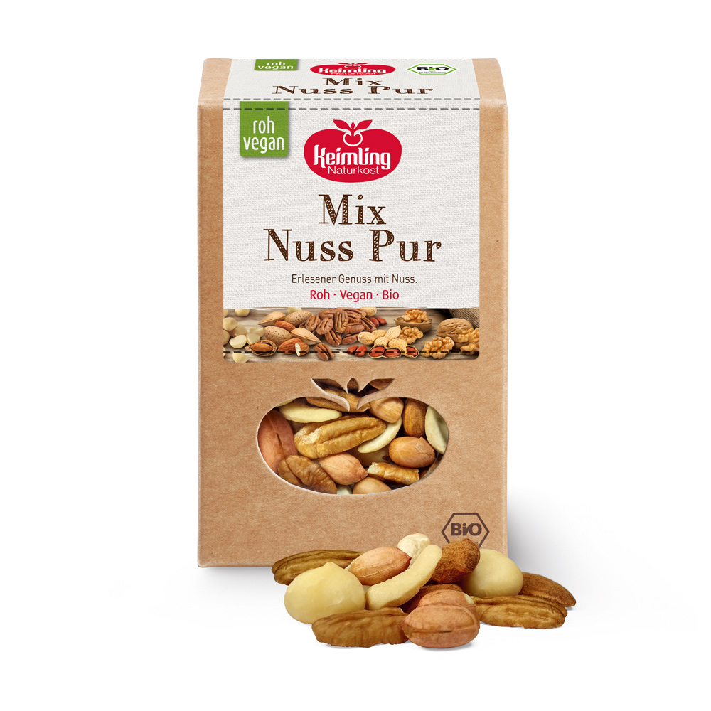 Keimling-Mix-Nuss-Pur 200g