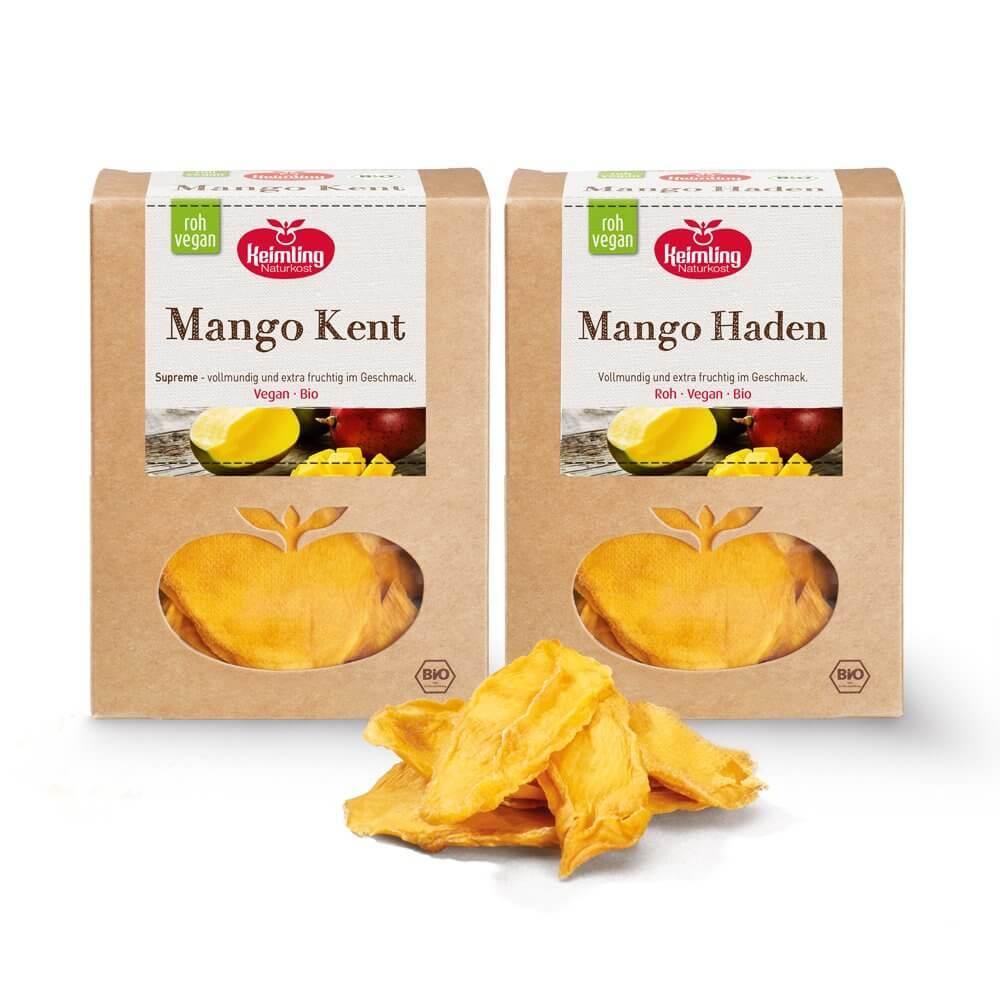 Rohkost-Mango