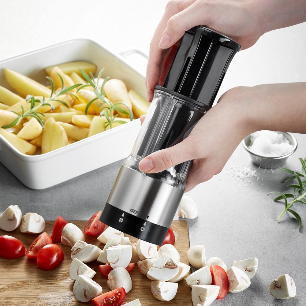 GEFU Gemuese- und Obstschneider FLEXICUT Tomaten und Pilze