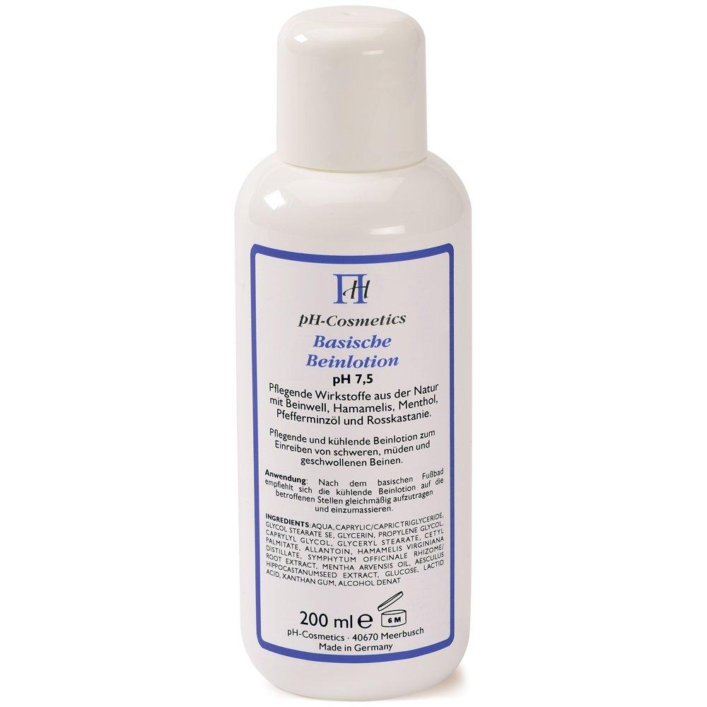 pH-Cosmetics basische Beinlotion