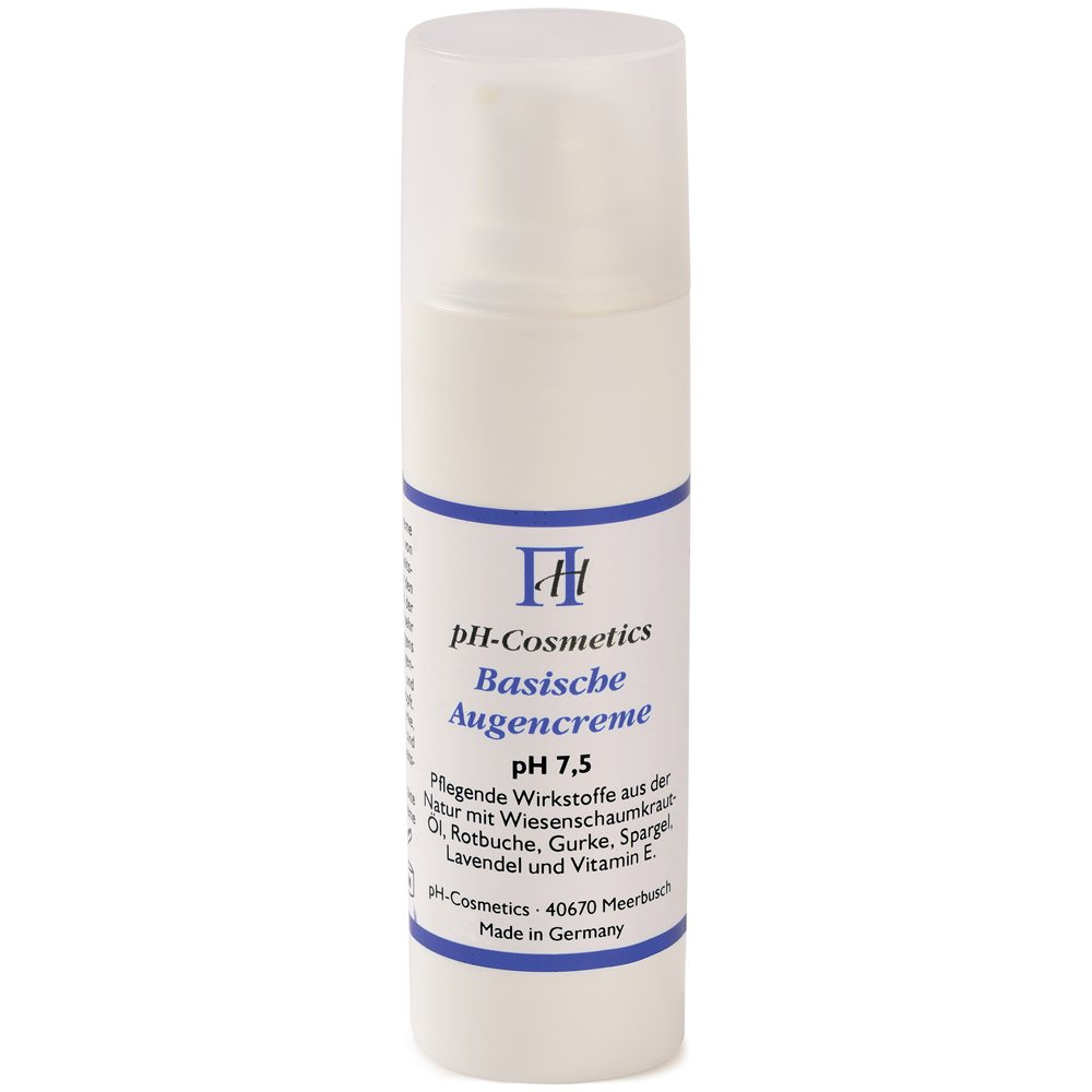 pH-Cosmetics basische Augencreme
