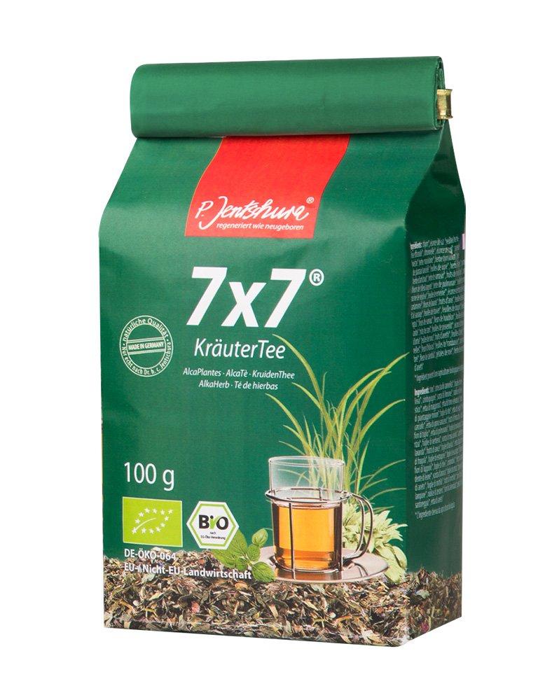 P. Jentschura 7x7 Kräutertee 100 g