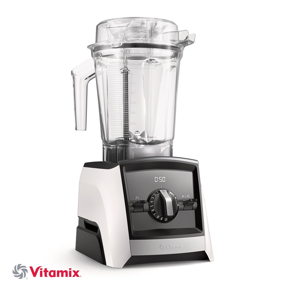 Vitamix Ascent A2500i weiss