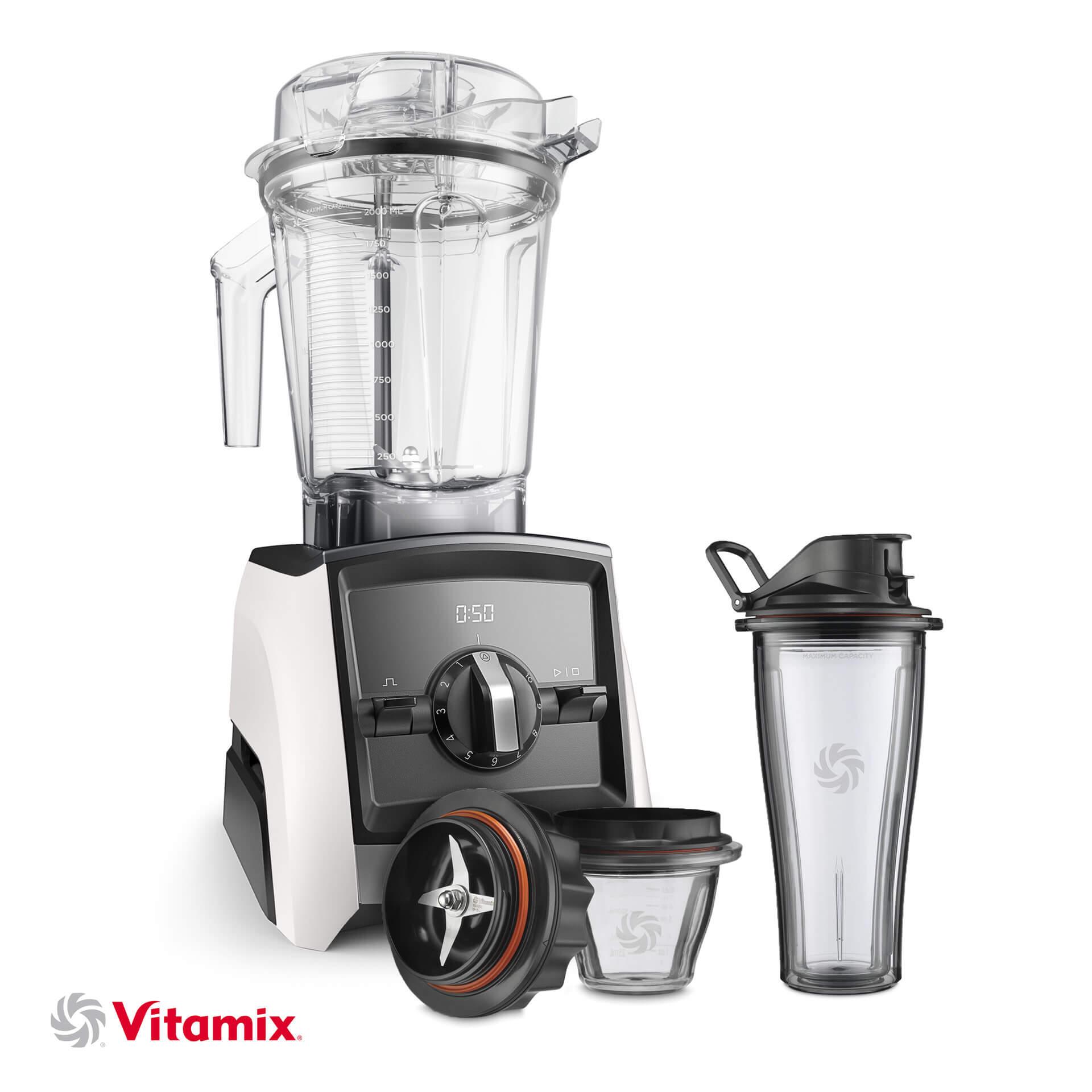 Vitamix A2300i weiss Starter-Kit
