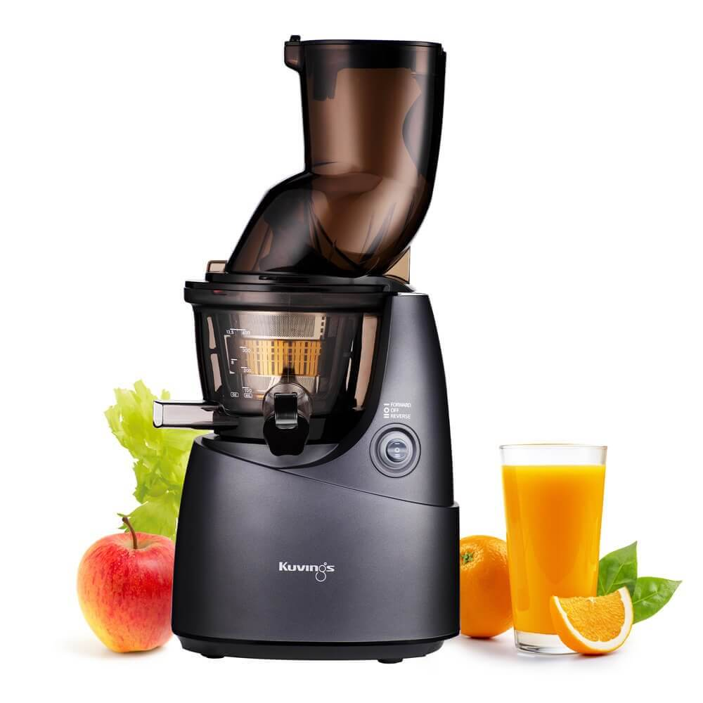 Kuvings Whole Slow Juicer B8200 Gun Metal