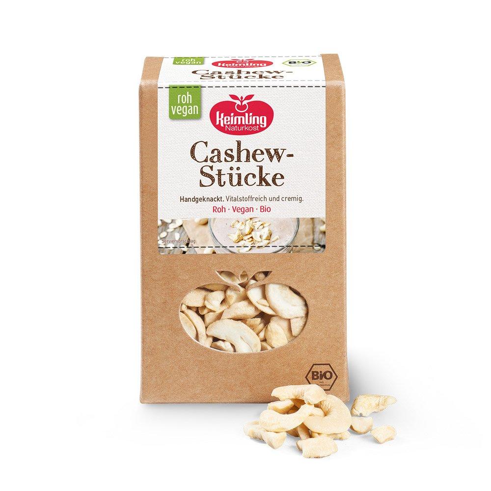 Rohkost-Cashew-Stuecke