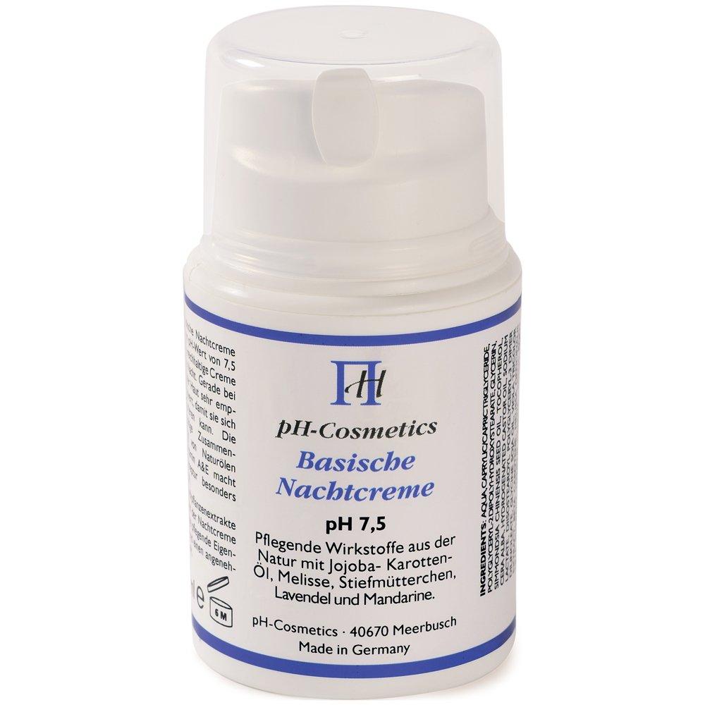 pH-Cosmetics basische Nachtcreme