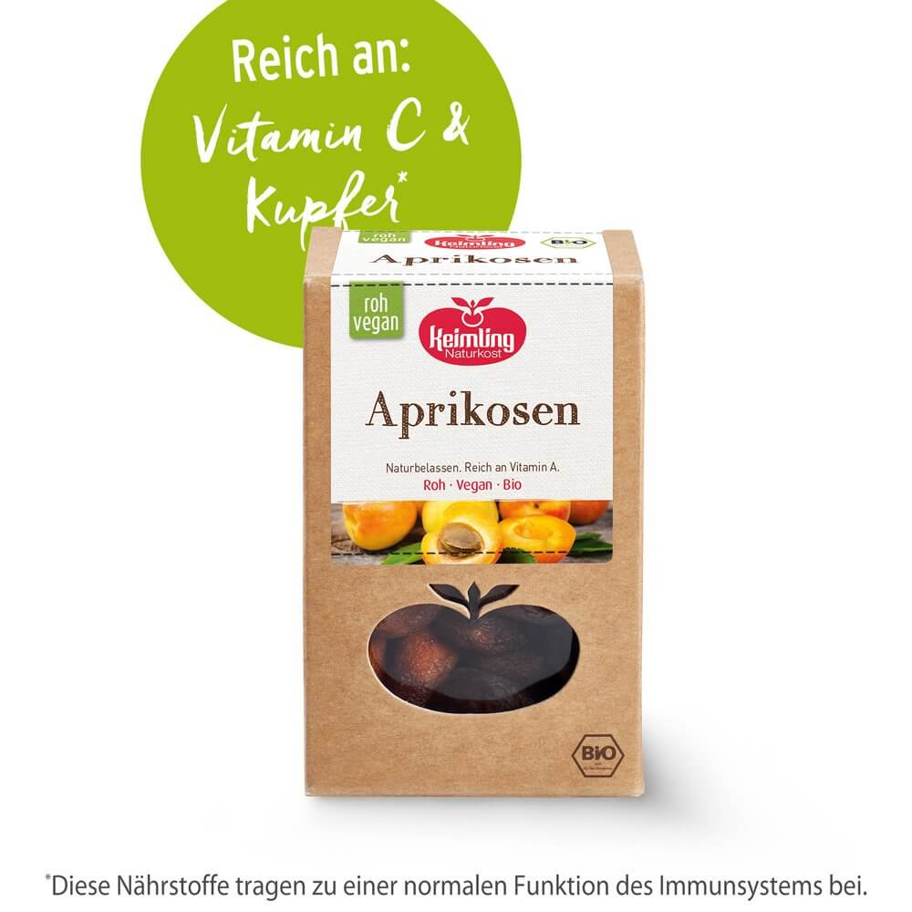 Aprikosen (Marillen) / bio - 200 g