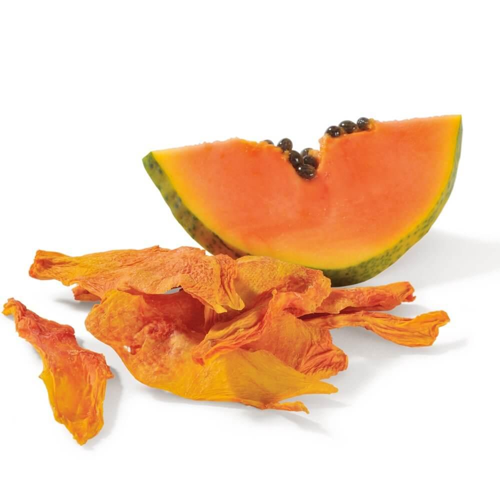 Rohkost-Papaya 200 g