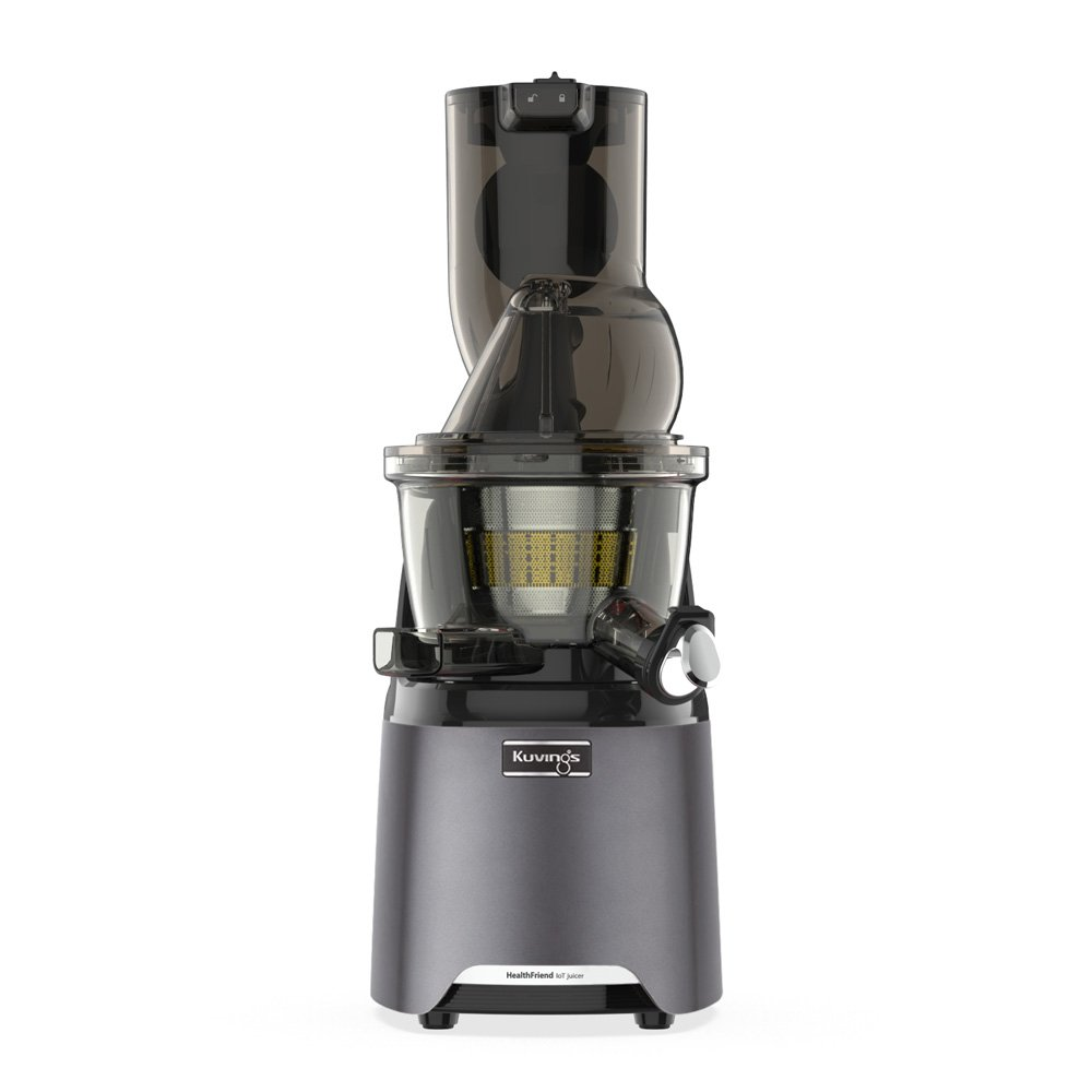 Kuvings IoT HealthFriend Juicer MOTIV1 Gun Metal
