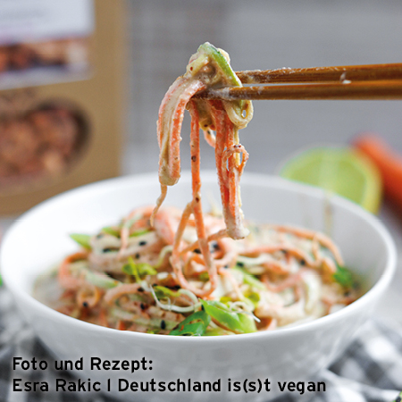 Rohes Pad Thai